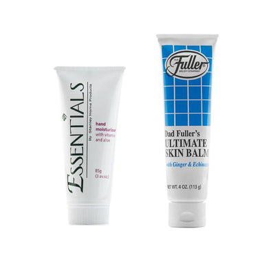 Essentials Hand Moisturizer + Dad Fuller's Skin Balm-Skin Care-Fuller Brush Company