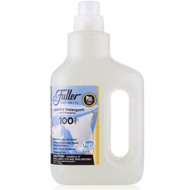 Fuller 100 Laundry Concentrated Detergent Hypoallergenic-Dye and Fragrance Free 50 Oz-Fabric Cleaners-Fuller Brush Company