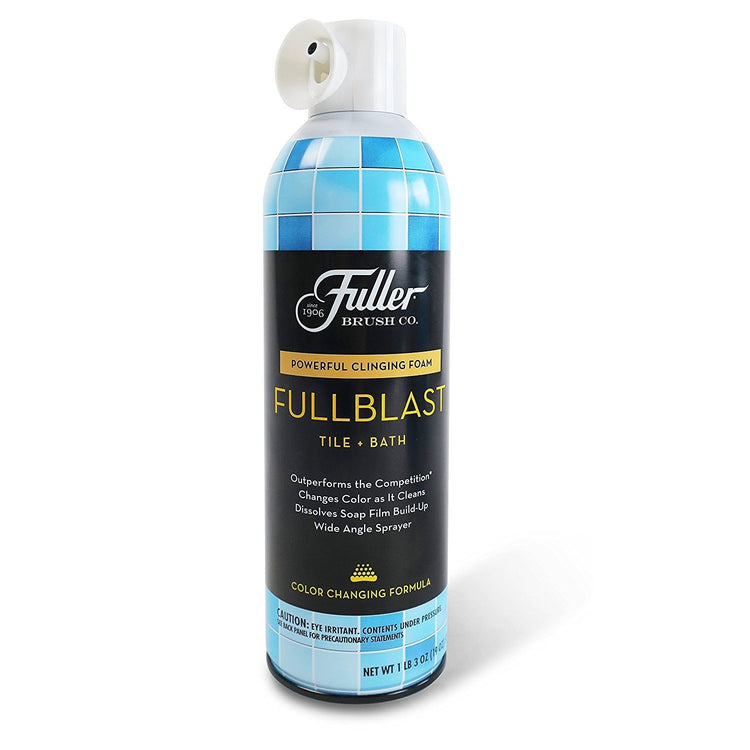 Fuller Brush FullBlast Tile & Bath Cleaner-Cleaning Agents-Fuller Brush Company