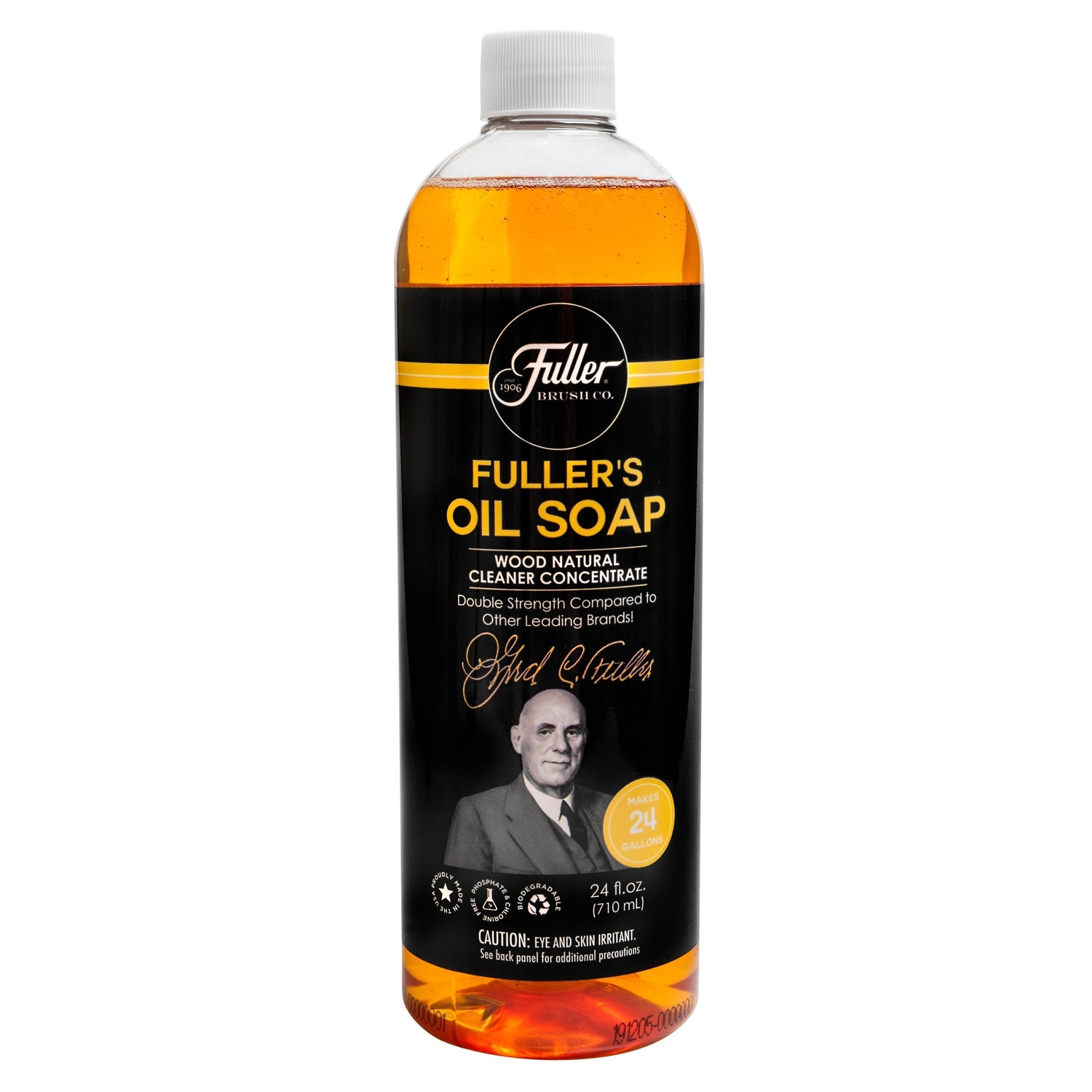 Fuller's Oil Soap Wood & All Surface Natural Cleaner-Cleaning Agents-Fuller Brush Company