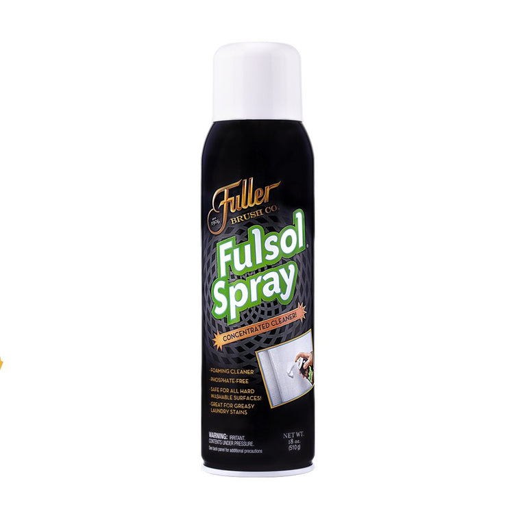 Fulsol Spray - Heavy Duty Multi - Surface Degreasing Spray - Fresh lemon Scent-Cleaning Agents-Fuller Brush Company