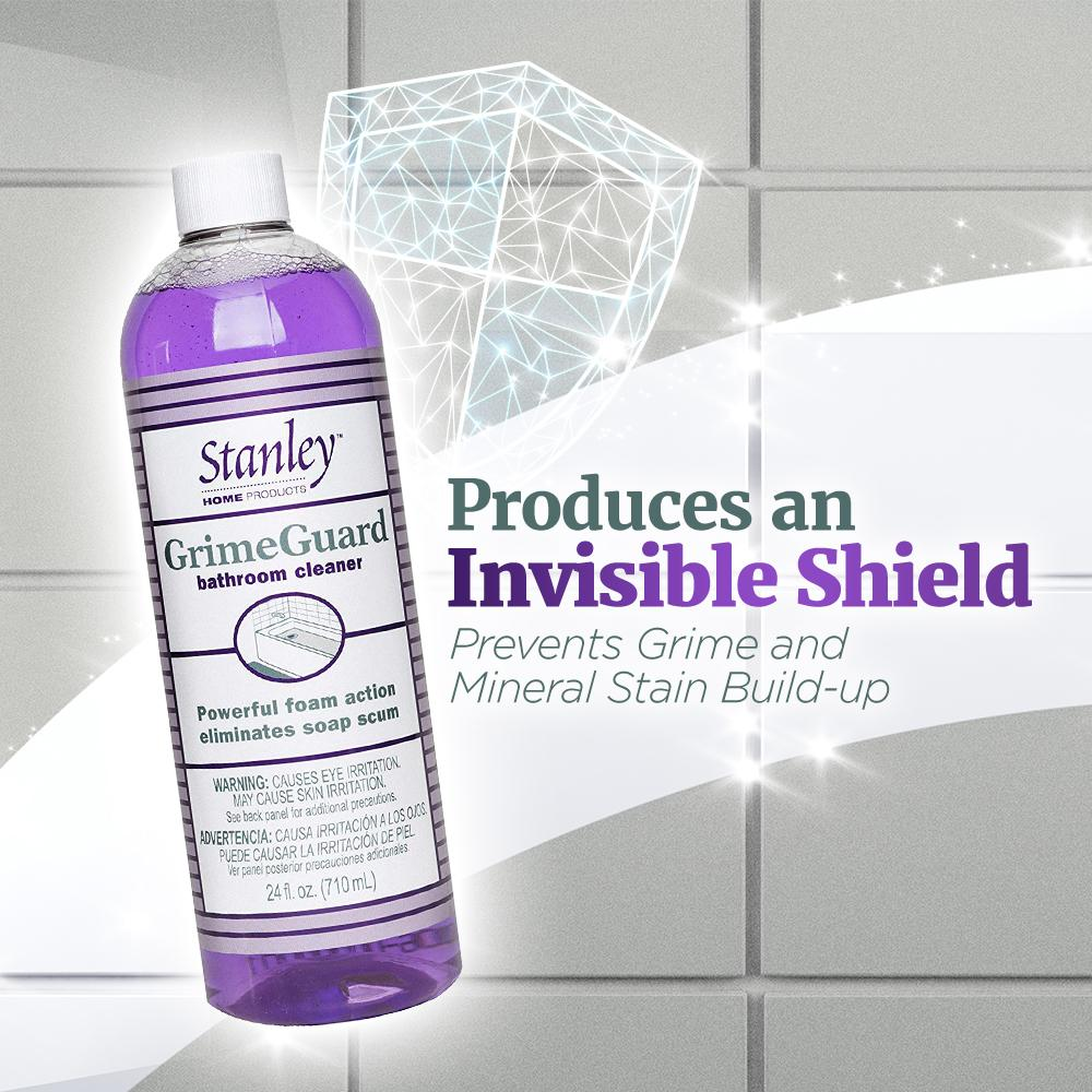 GrimeGuard Bathroom Cleaner Cleans Mold Mildew - Prevents Calcium Build Up-Cleaning Agents-Fuller Brush Company