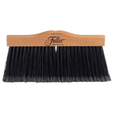 "Handcrafted Heavy Duty Extra Wide 12"" Maple Wood Broom Head For All Surfaces-Broom Accessory-Fuller Brush Company"