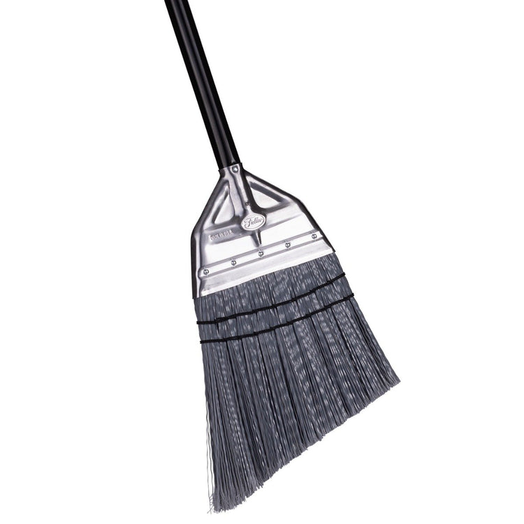 "House of Fuller® Angle Broom Complete – 9 1/2"" Sweeping Path - Indoor & Outdoor Use-Brooms-Fuller Brush Company"