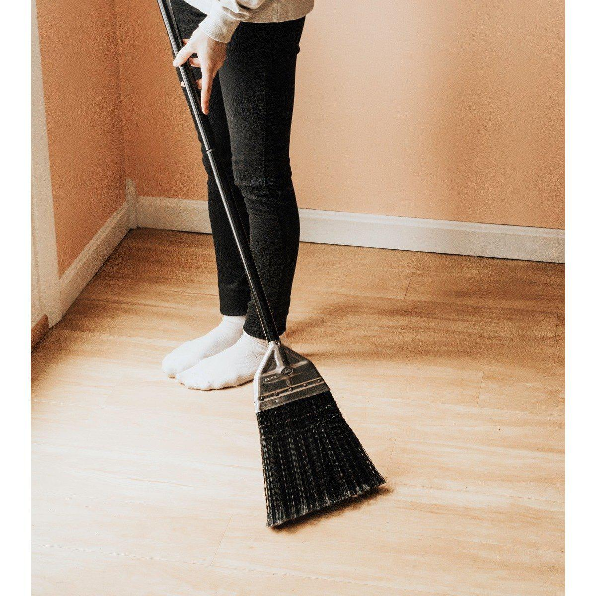 Household Broom With Long lasting Polypropylene Bristles Indoor/Outdoor-Brooms-Fuller Brush Company