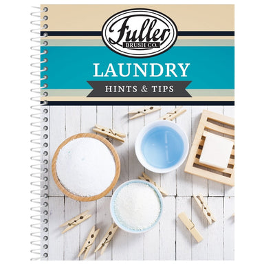 Laundry Book - Hints & Tips-Fuller Books-Fuller Brush Company