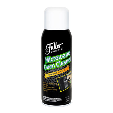 Microwave Oven Cleaner Lemon Scented Spray Foam. Removes Food and Grease-Cleaning Agents-Fuller Brush Company
