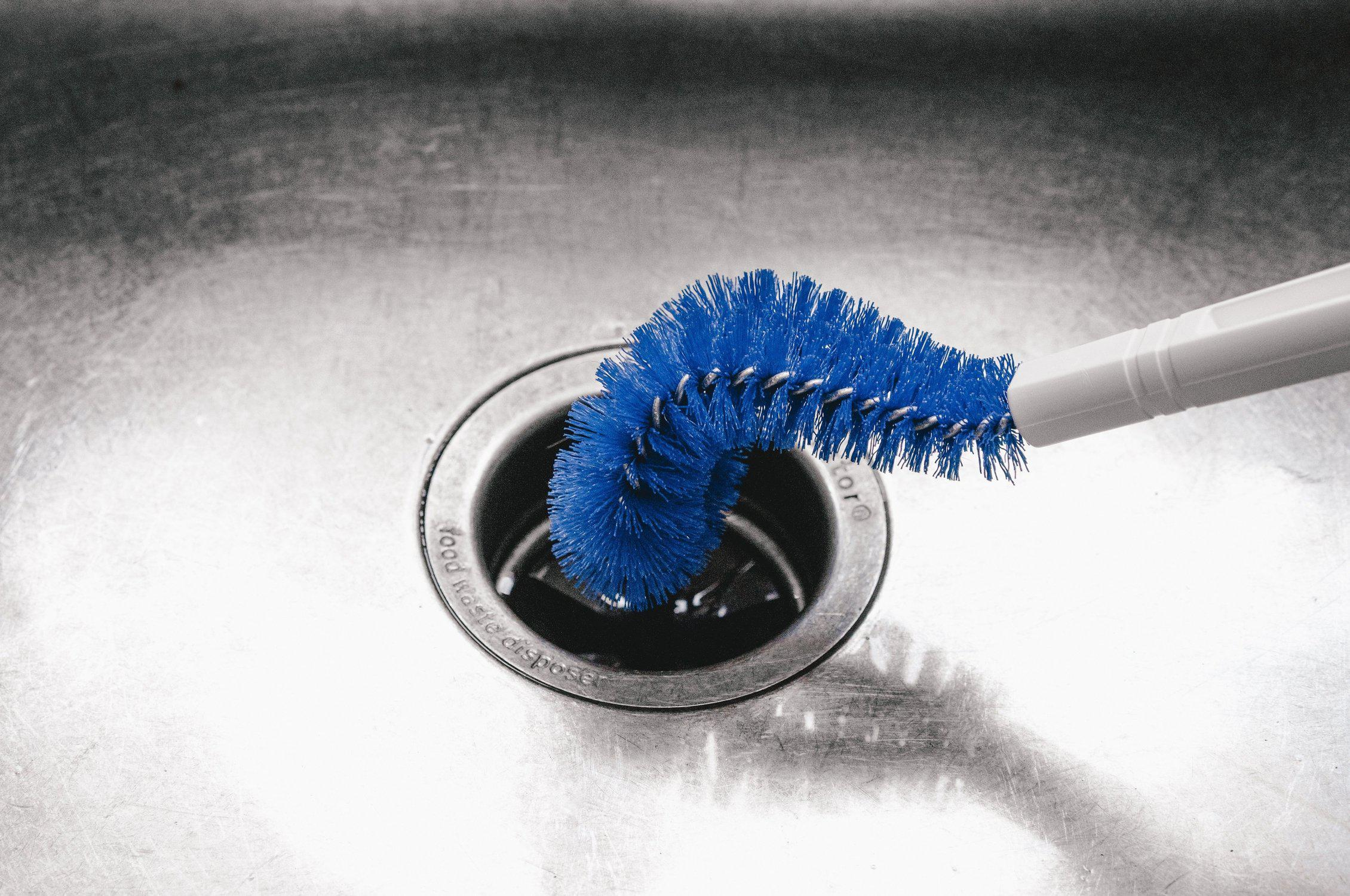 Multi-Purpose Kitchen Brush Heavy Duty Handled Scrubber w/ Hanger & Stiff Bristles-Cleaning Brushes-Fuller Brush Company