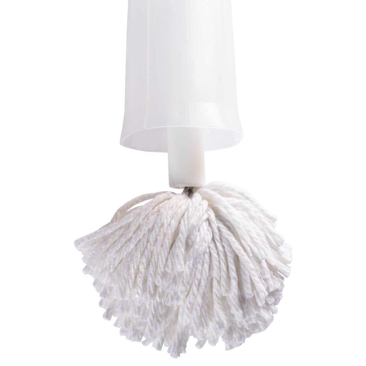 Multi Use Bathroom Swab - Acrylic Yarn - Plastic Handle W/ Hang Up Hole.-Cleaning Brushes-Fuller Brush Company