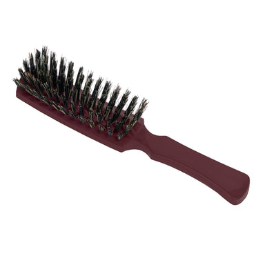 Nylon and Boar Bristle Professional Styling Hairbrush for all hair types - Mulberry Color-Hair Brushes-Fuller Brush Company