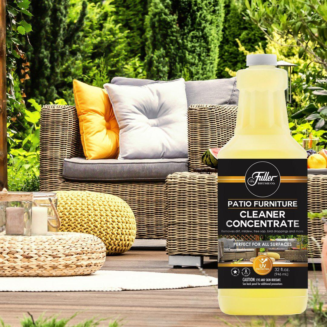 Patio Furniture Cleaner Concentrate for All Surfaces-Cleaning Agents-Fuller Brush Company