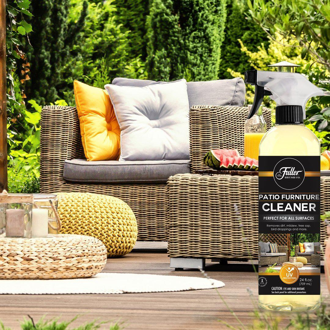Patio Furniture Cleaner For All Surface Outdoor Cleaning with Sprayer-Cleaning Agents-Fuller Brush Company
