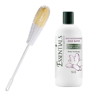Skin Nourishing Milk Bath + Foot & Body Spa Brush-Skin Care-Fuller Brush Company