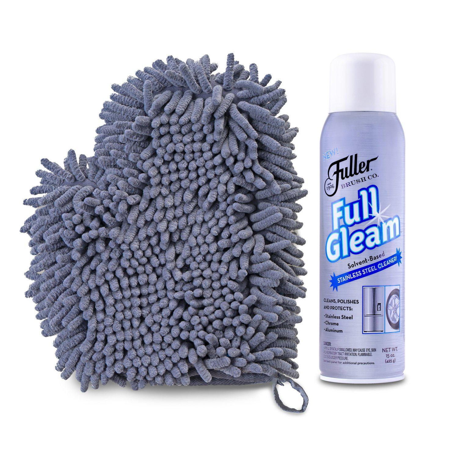 Stainless Steel Easy Clean & Polish Kit-Polishes-Fuller Brush Company