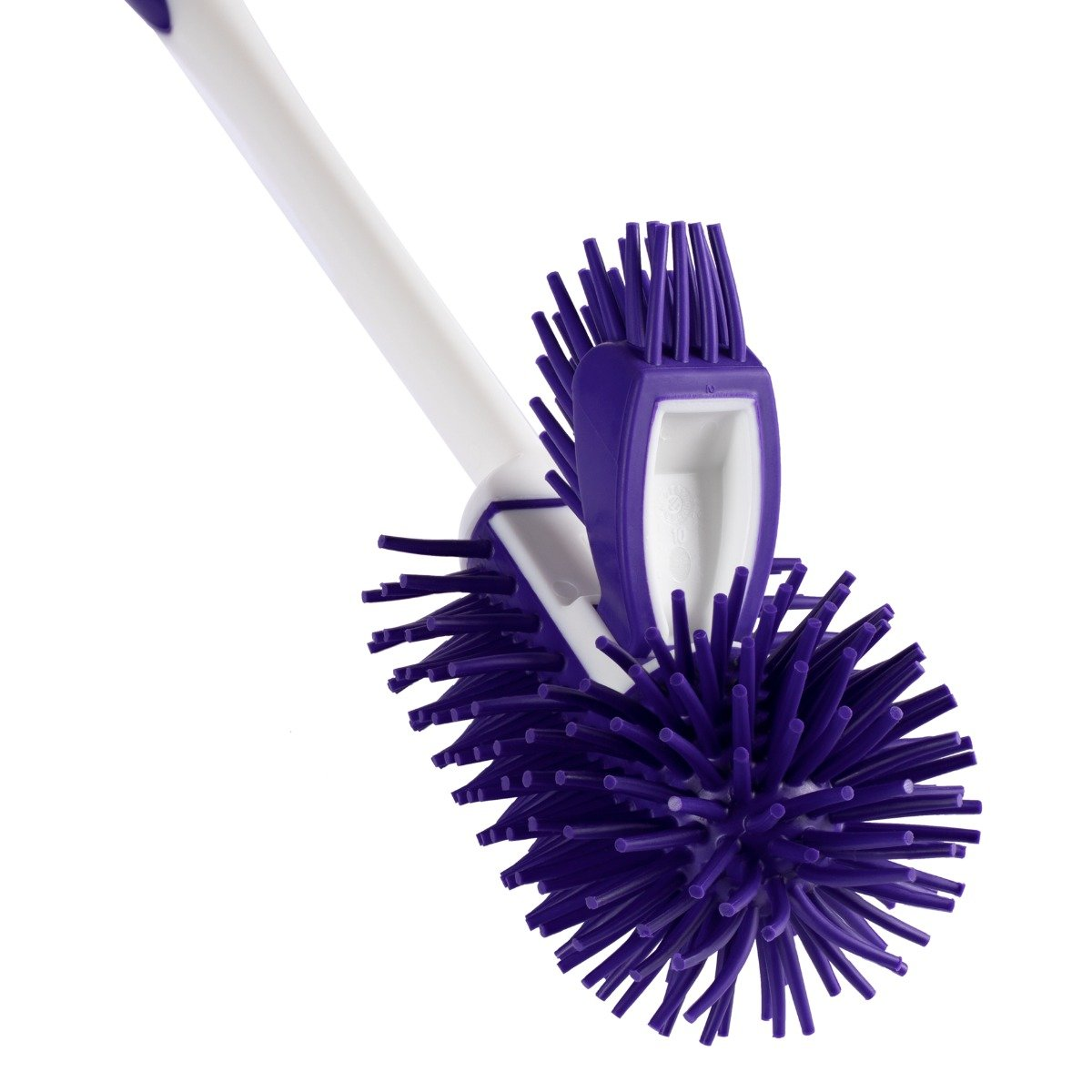 Ultimate Toilet Bowl Brush Constructed of Durable ThermoPlastic Rubber (TPR)-Cleaning Brushes-Fuller Brush Company