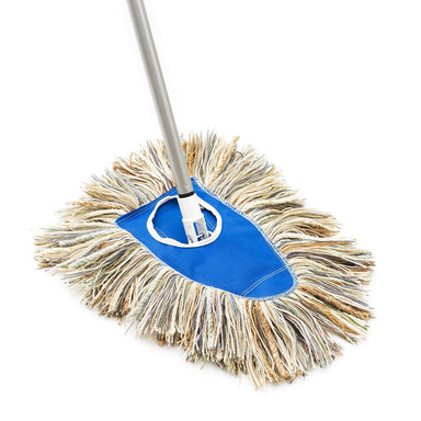 Wooly Dust Mop Floor Dusting & Mopping Cleaner Includes Frame and Extension Handle-Mops-Fuller Brush Company
