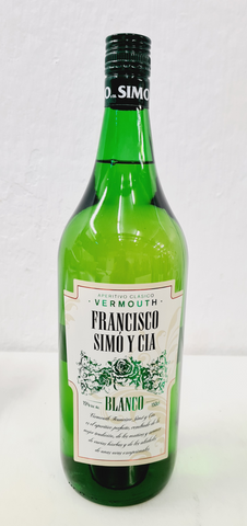 Vermut Blanco Francisco Simó