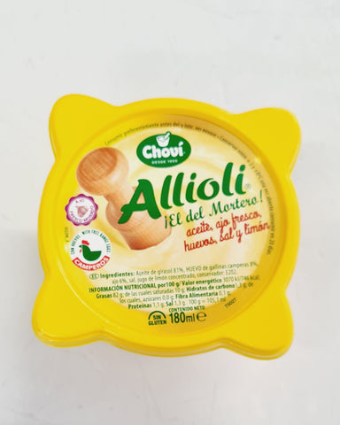 All i oli Chovi 180 ml