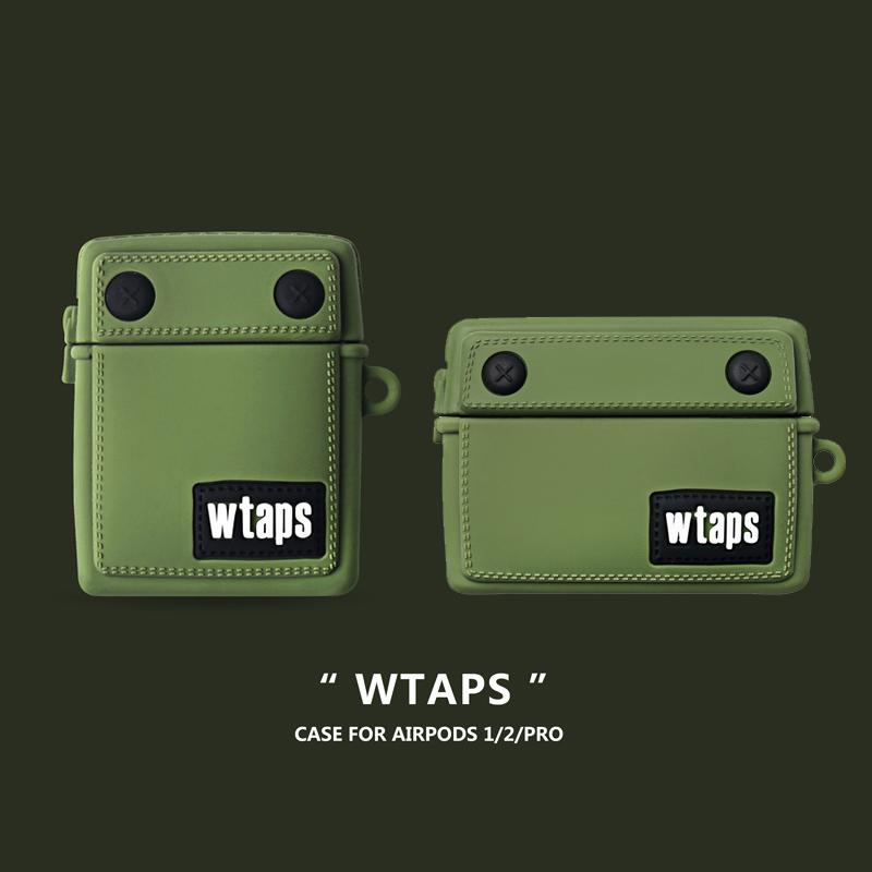 WTAPS Uniforms Airpods 1/2 & Airpods Pro Case -  - TomorrowSummer