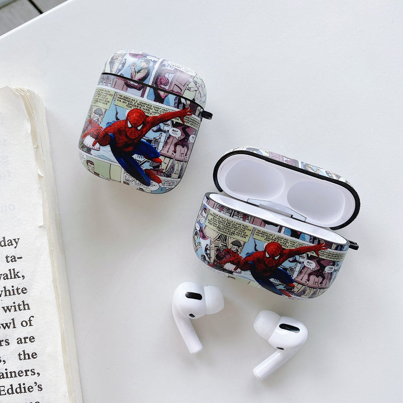 Cool Heroes Airpods Case - Movie Airpods Cases - TomorrowSummer