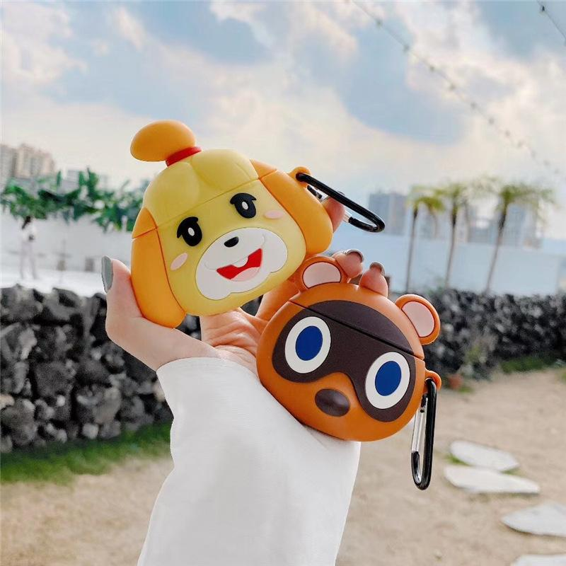 Animal Crossing Airpods Case - Fashion Airpods Cases - TomorrowSummer