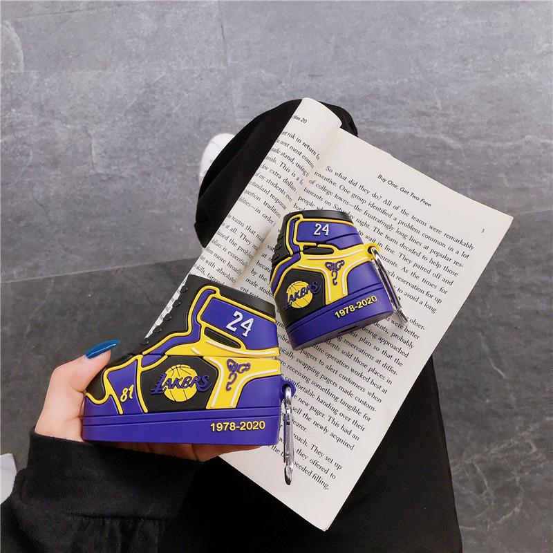 KOBE Sneaker Airpods Case - Fashion Airpods Cases - TomorrowSummer