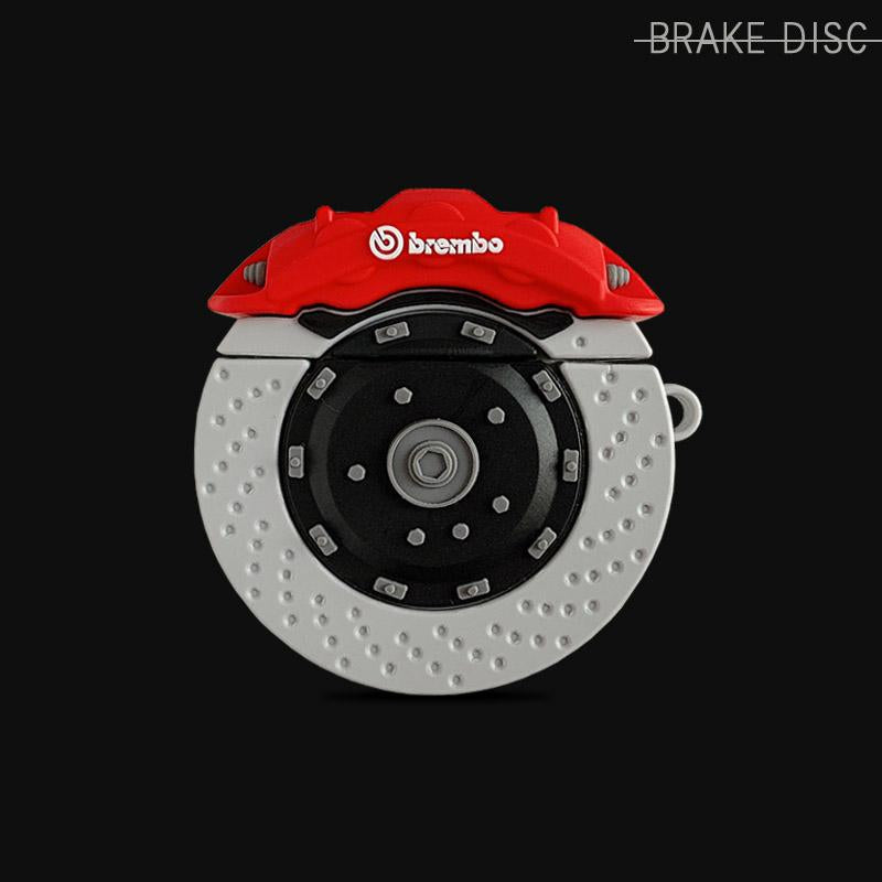 Brake Disc Shaped Airpods Case - Fashion Airpods Cases - TomorrowSummer