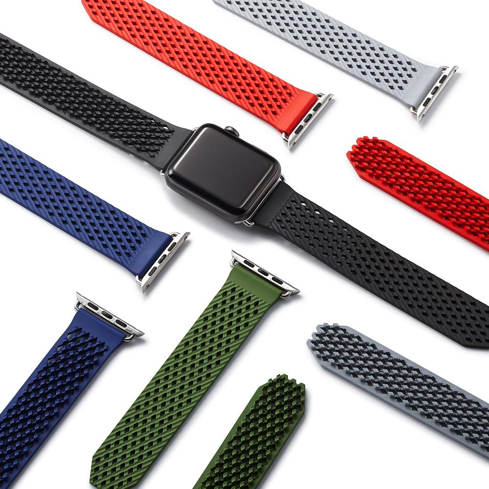 Creative No Buckle Strap For Apple Watch Series 1,2,3,4 -  - TomorrowSummer