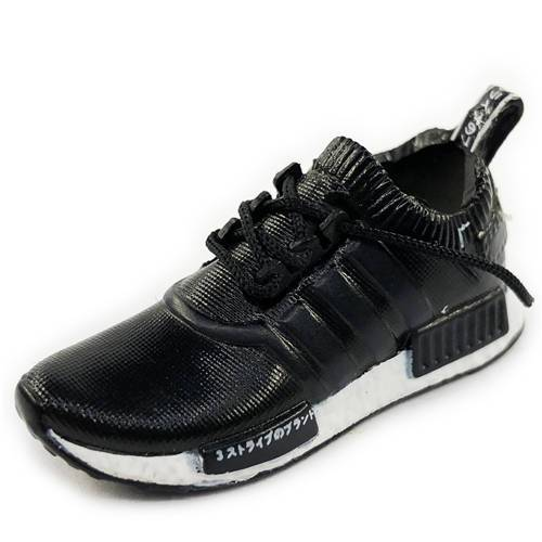 "Adidas NMD OG ""Black Japan"" Mini Sneaker(Tiny Sneaker Keychain -  - TomorrowSummer"