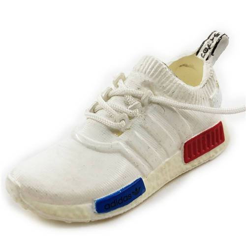 "Adidas NMD OG ""White"" Mini Sneaker(Tiny Sneaker Keychain -  - TomorrowSummer"