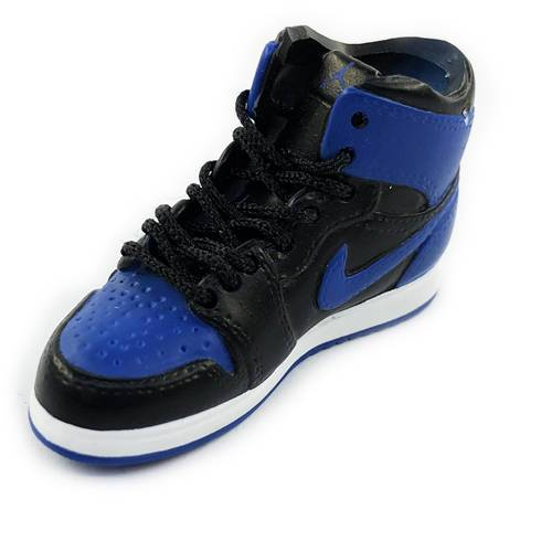 Air Jordan 1 Retro 'Royal Blue' Mini Sneaker(Tiny Sneaker) Keychain -  - TomorrowSummer