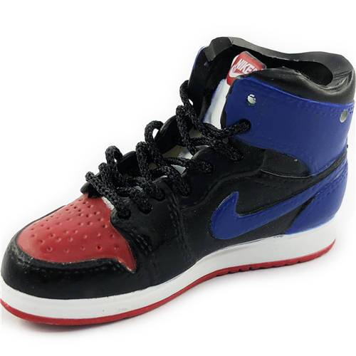"Air Jordan 1 Retro ""Top 3"" Mini Sneaker(Tiny Sneaker) Keychain -  - TomorrowSummer"