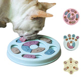 Dog Puzzle Interactive Toy