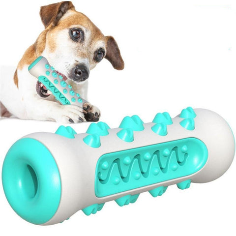 Dog Chewing Toothbrush Toy