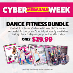 Ultimate Dance Fitness Bundle