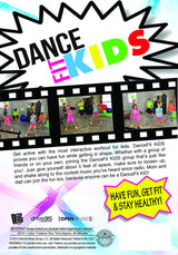 DanceFit KiDS Exercise DVD - Drive35 Music Group  - 2