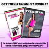 EXTREME DANCEFIT DVD BUNDLE by Dance Fitness with Jessica