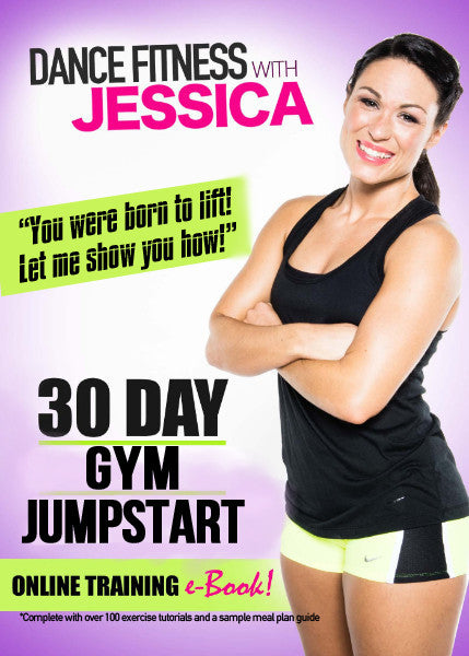 DFWJ 30-Day Gym Jumpstart E-Book! - Drive35 Music Group