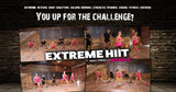 EXTREME H.I.I.T. with Jessica Workout DVD - Drive35 Music Group  - 4