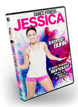 """Intense Burn"" by Dance Fitness with Jessica (Vol. 3) - Drive35 Music Group  - 2"