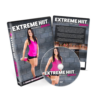 EXTREME H.I.I.T. with Jessica Workout DVD