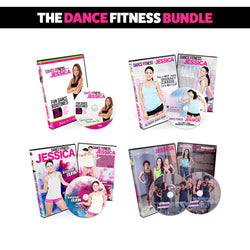 The Dance Fitness DVD Bundle