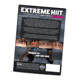 EXTREME H.I.I.T. with Jessica Workout DVD - Drive35 Music Group  - 3