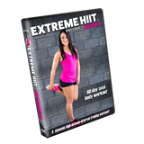 EXTREME H.I.I.T. with Jessica Workout DVD - Drive35 Music Group  - 2