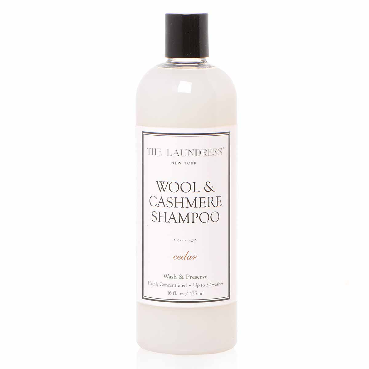 The Laundress Wool & Cashmere Shampoo-Amicale Cashmere