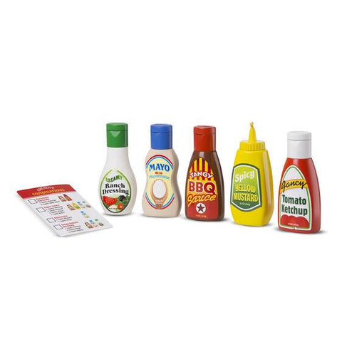 Melissa & Doug - Favorite Condiments