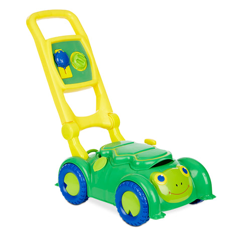 Melissa & Doug - Snappy Turtle Mower