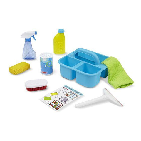 Melissa & Doug - Cleaning Caddy Play Set