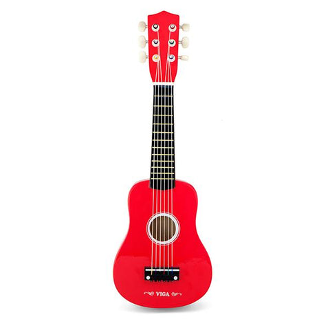Viga - Guitar 21' Red