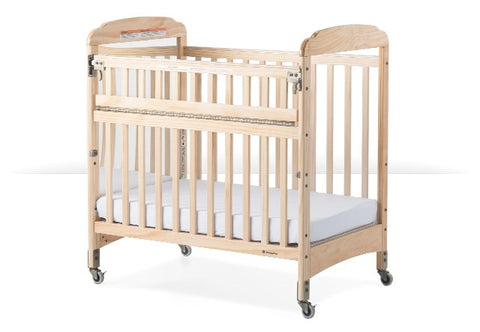 Foundations - Avery Folding Safe Access Clearview Crib